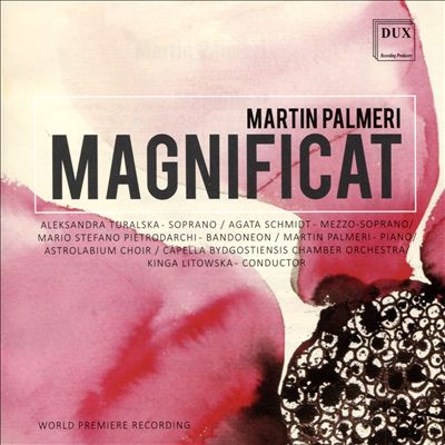 Martin Palmeri: Magnificat