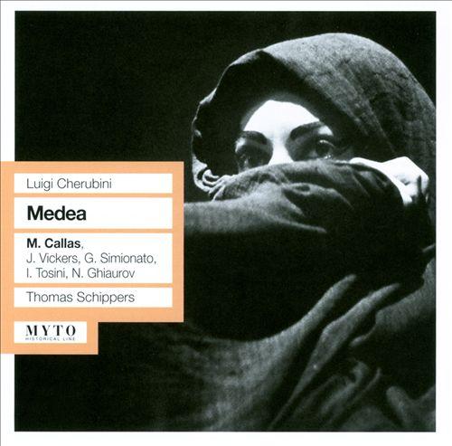 Cherubini: Medea (Scala 11.12.1961)