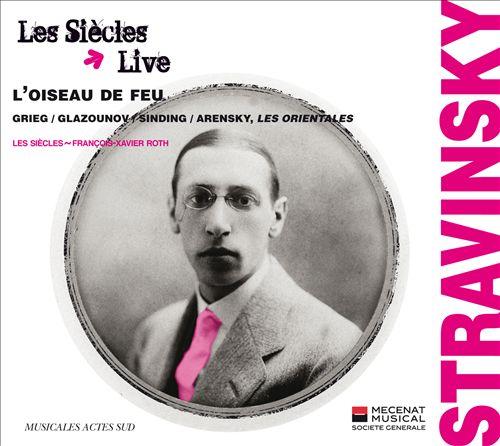 Stravinsky: L'Oiseau de Feu