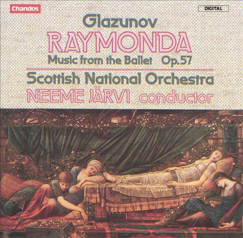 Glazunov: Raymonda - Music from the Ballet