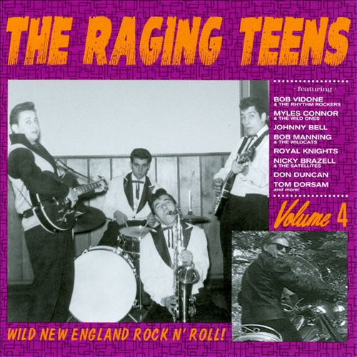 The Raging Teens, Vol. 4