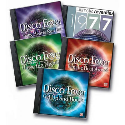 Disco Fever, Vol. 1-4