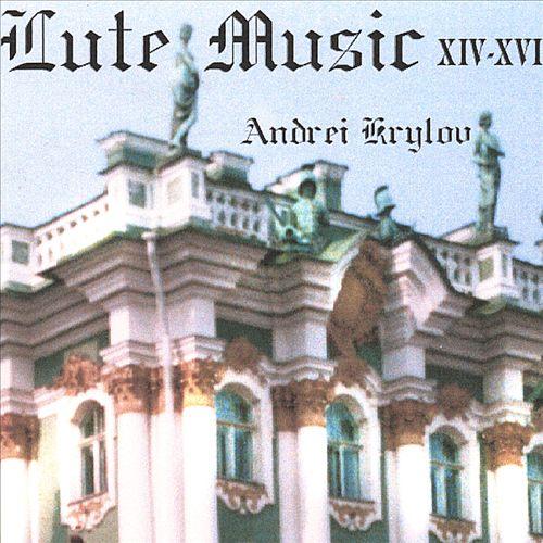 Lute Music XIV-XVI