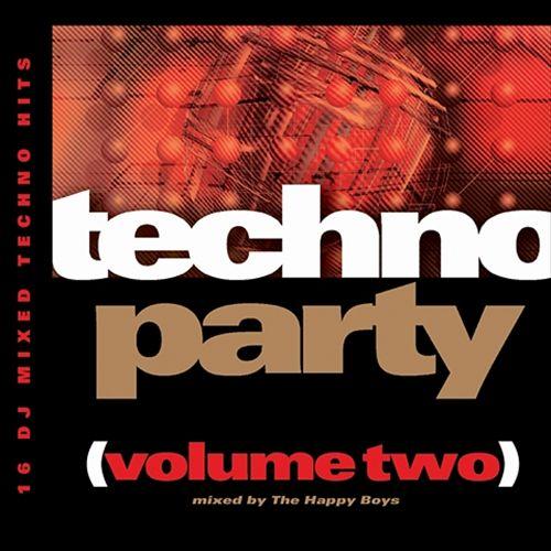 Techno Party, Vol. 2