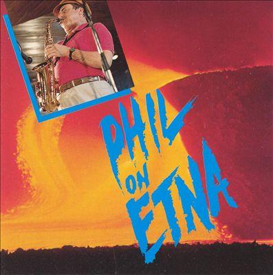 Phil on Etna