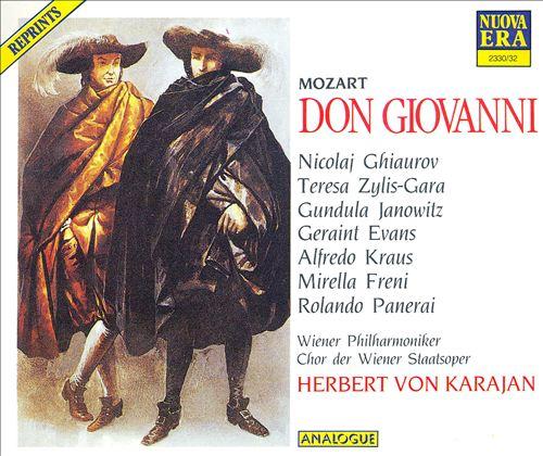 Mozart: Don Giovanni [1969 Salzburg]