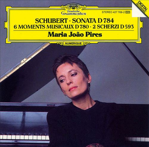 Schubert: Sonata; 6 Moments Musicaux; 2 Scherzi