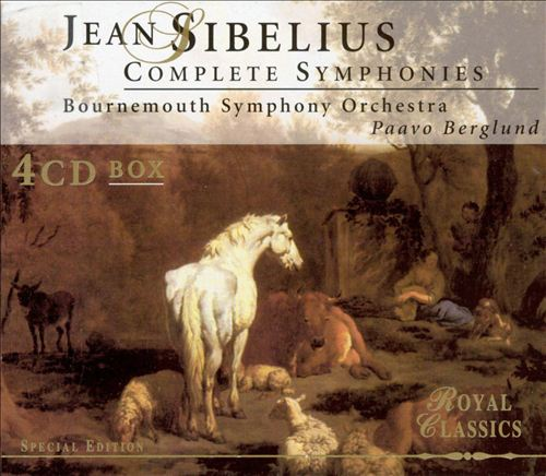 Sibelius: Complete Symphonies [D CLassics]