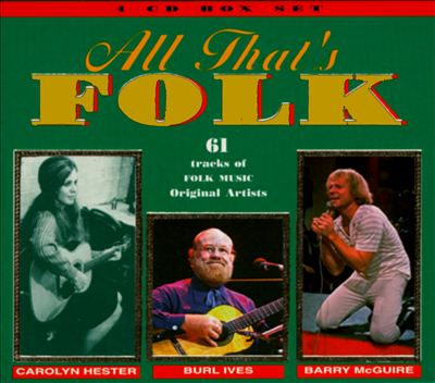 Folk Music: All That's Folk