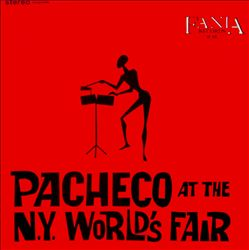 Pacheco at the N.Y. World's Fair
