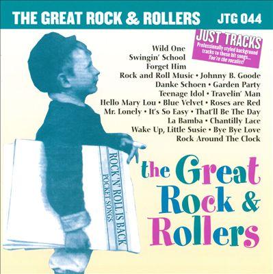 Karaoke: Great Rock and Rollers