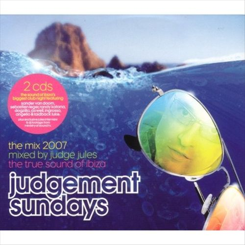 Judgement Sundays: The Mix 2007 - Mixed by Judge Jules