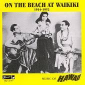 On the Beach at Waikiki (1914-52)