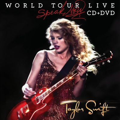 World Tour Live: Speak Now