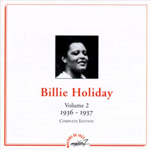 Vol. 2: 1936-1937 [Masters of Jazz]