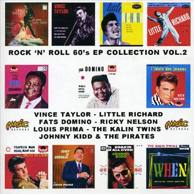 Rock N Roll EP Collection, Vol. 2