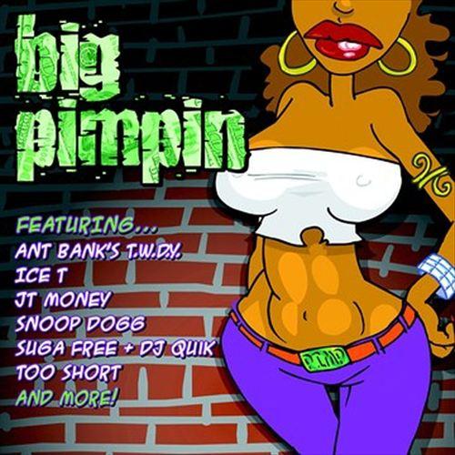 Big Pimpin' [Priority/Capitol]