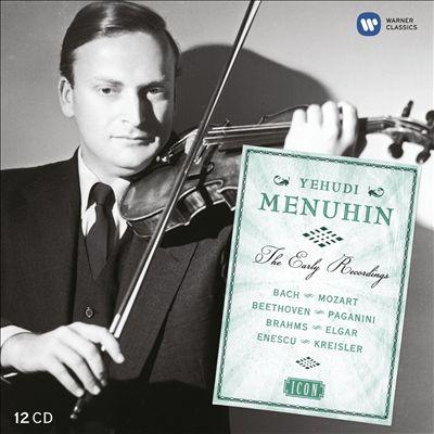 Icon: The Early Years - Yehudi Menuhin