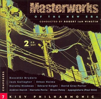 Masterworks of the New Era, Vol. 7