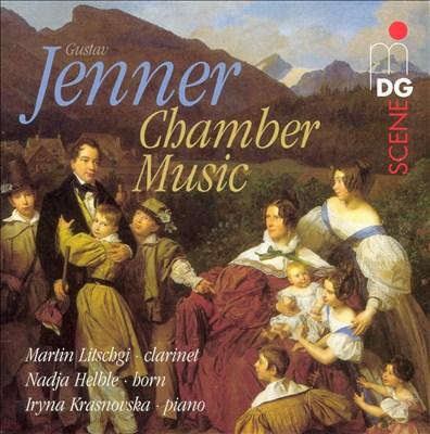 Gustav Jenner: Chamber Music