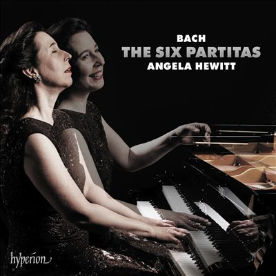 Bach: The Six Partitas [2018 Recording]
