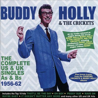 The Complete US & UK Singles As & Bs 1956-1962