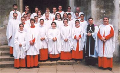 Trinity College Choir, Cambridge