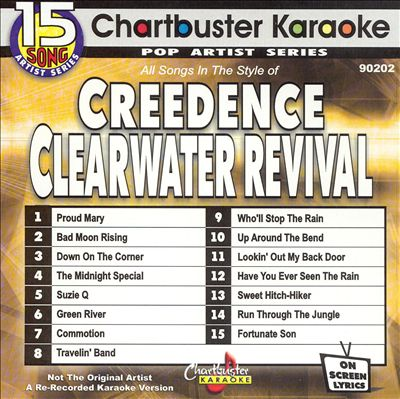 Creedence Clearwater Revival [Chartbuster]