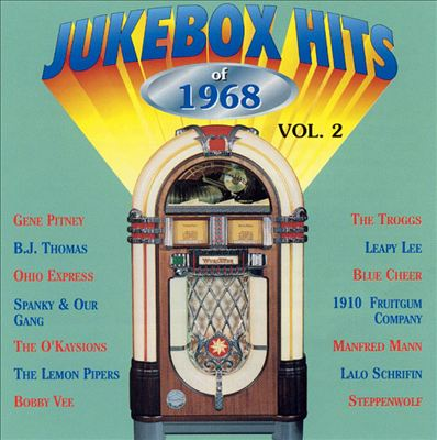 Jukebox Hits of 1968, Vol. 2