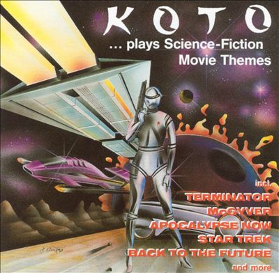 Plays Science Fiction Movie Themes