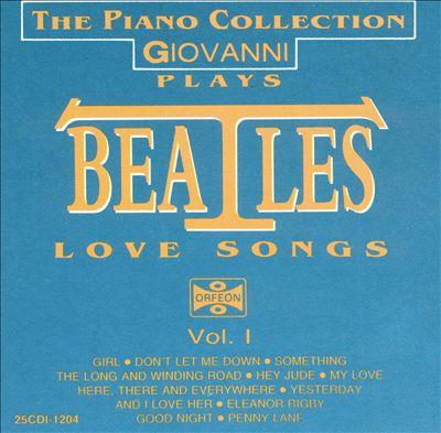 Plays Beatles Love Songs, Vol. 1
