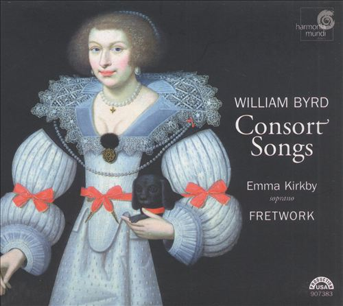 William Byrd: Consort Songs