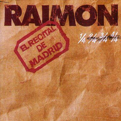 El Recital de Madrid