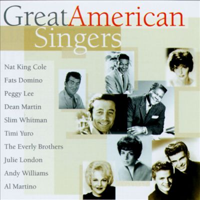 Great American Singers [Simply the Best]