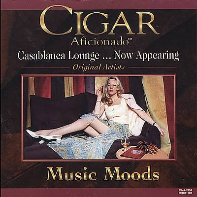 Cigar Aficionado: Music Moods: Casablanca Lounge...Now Appearing