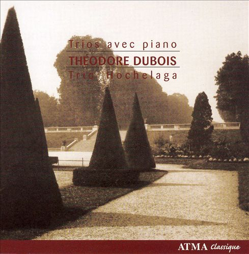 Théodore Dubois: Trios avec piano
