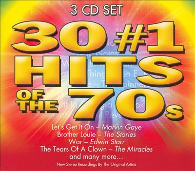30 #1 Hits of the 70s