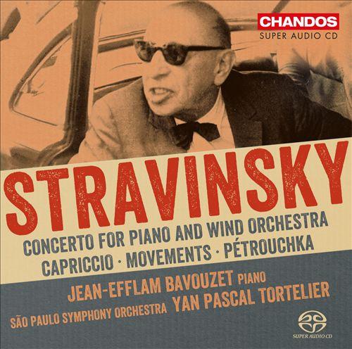 Stravinsky: Concertos