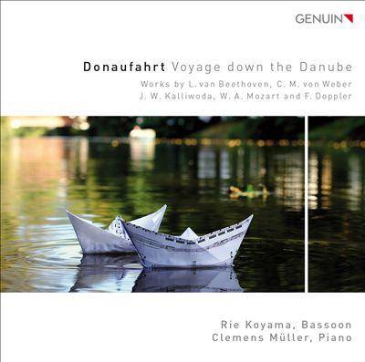 Donaufahrt: Voyage Down the Danube
