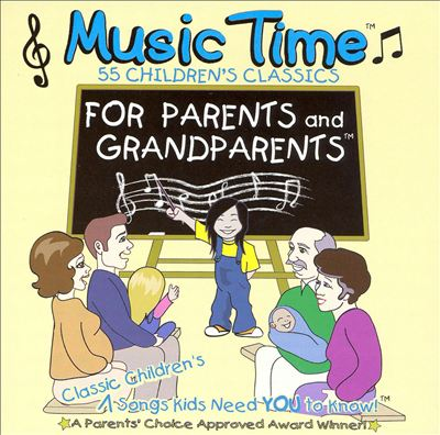 Music Time for Parents and Grandparents