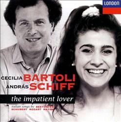 The Impatient Lover: Italian Songs