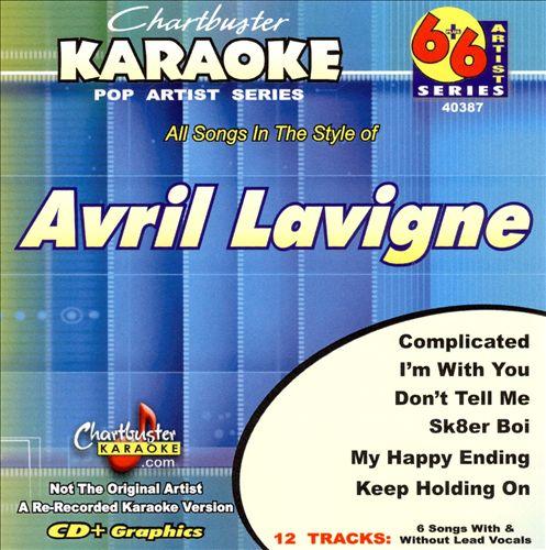 Karaoke: Avril Lavigne