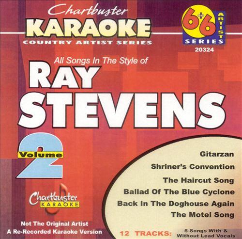 Chartbuster Karaoke: Ray Stevens, Vol. 2