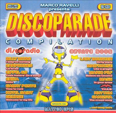 Discoparade Compilation Estate 2002