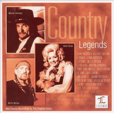 Legends: Country Legends