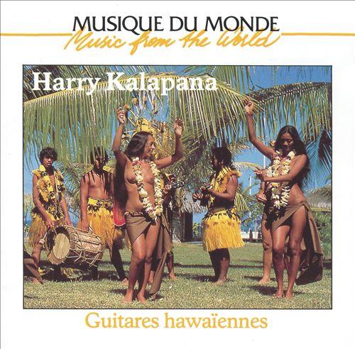Guitares Hawaïennes