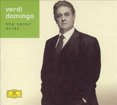 Verdi: The Tenor Arias