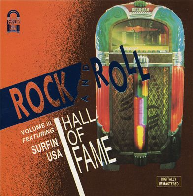 Rock 'N' Roll Hall Of Fame, Vol. 3: Surfin' USA