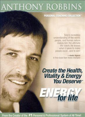 Energy For Life [DVD/CD]