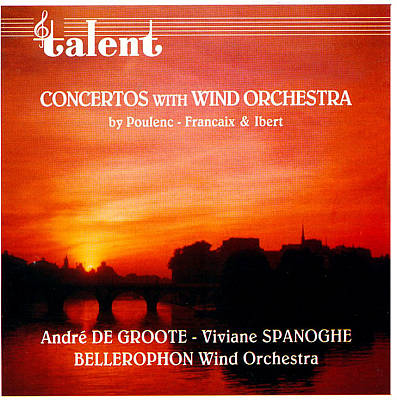 Concertos with Wind Orchestra